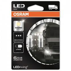 T4W OSRAM LEDriving 24V Warm White (Pair)