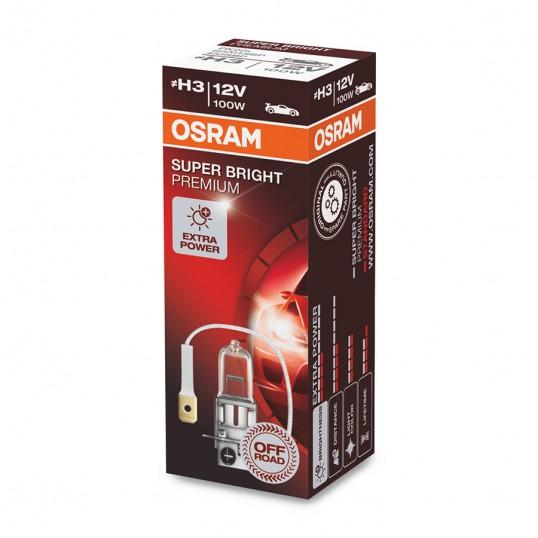H3 OSRAM Off-Road SUPER BRIGHT PREMIUM
