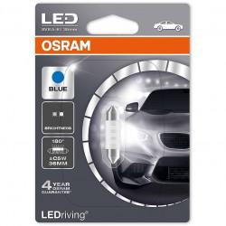 C5W OSRAM LEDriving 12V Blue