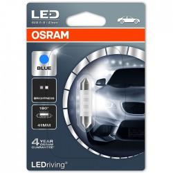 C5W OSRAM LEDriving C5W 12V  Blue