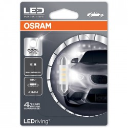 C5W OSRAM LEDriving 12V Cool White