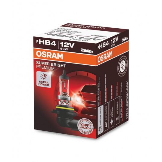 HB4 OSRAM SUPER BRIGHT PREMIUM