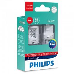 W21W PHILIPS LED 12V/24V LED (Pair)