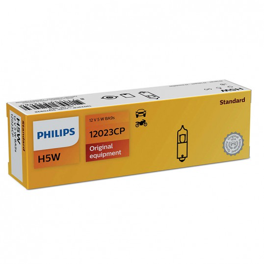 H5W PHILIPS 12V