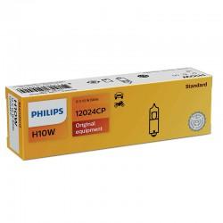 H10W PHILIPS 12V