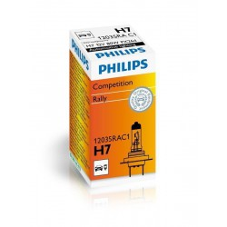H7 PHILIPS 12V Rally for off-road only