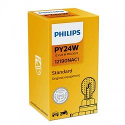 Y24W PHILIPS P12V PGU20/4
