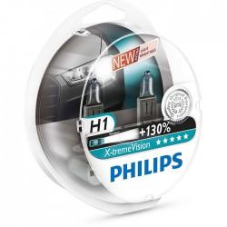 H1 PHILIPS X-tremeVision 3500K (Pair)