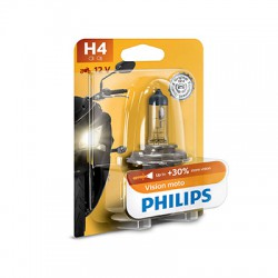 H4 PHILIPS Vision Moto