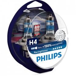 H4 PHILIPS RacingVision (Pair)