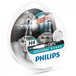 H4 PHILIPS X-tremeVision 3500K (Pair)