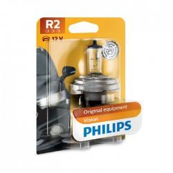 R2 PHILIPS Vision 12V 45/40W P45t-41