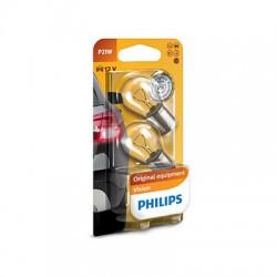 P21W PHILIPS 12V 21W BA15s (Pair)