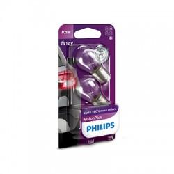 P21W PHILIPS VisionPlus (Pair)