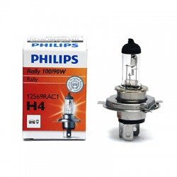 H4 PHILIPS 12V 100/90W P43t-38 Rally for off-road only