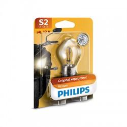 S2 PHILIPS 12V 35/35W BA20d