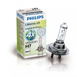 H7 PHILIPS LongLife EcoVision