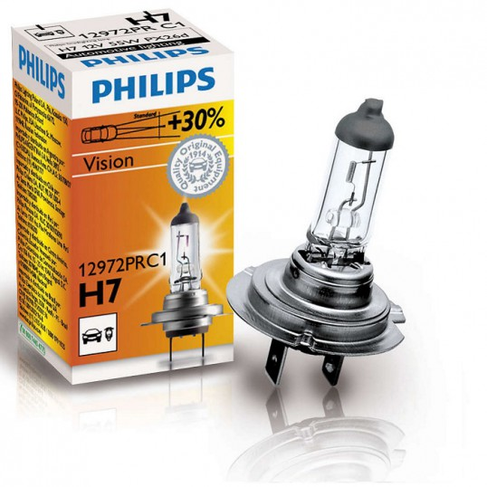 H7 PHILIPS Vision