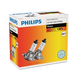 H7 PHILIPS Vision (Pair)