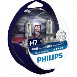 H7 PHILIPS Racing Vision (Pair)