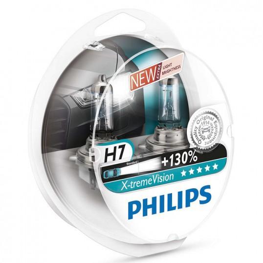 H7 PHILIPS X-tremeVision 3500K (Pair)