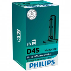 D4S PHILIPS X-tremeVision 4800K