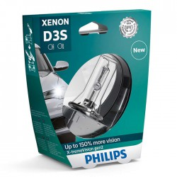 D3S PHILIPS X-tremeVision 4800K