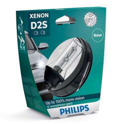 D2S PHILIPS X-tremeVision 4800K