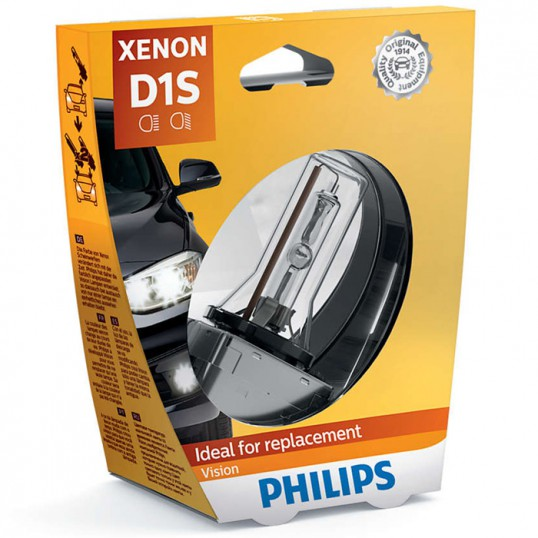 D1S PHILIPS Vision 4400K