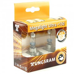 H7 TUNGSRAM MEGALIGHT ULTRA +150%