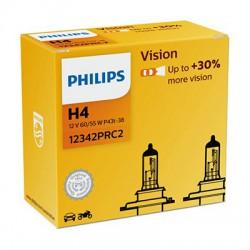 H4 PHILIPS Vision (Pair)