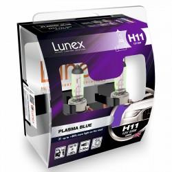 H11 LUNEX PLASMA BLUE 4200K (Pair)