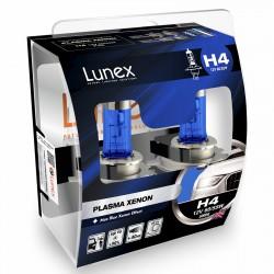 H4 LUNEX PLASMA XENON 5000K (Pair)