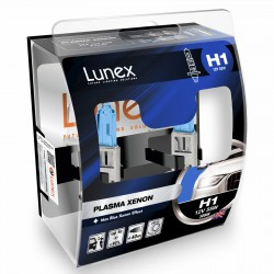 H1 LUNEX PLASMA XENON 5000K