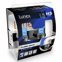 H3 LUNEX PLASMA XENON 5000K (Pair)