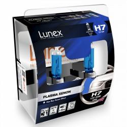 H7 LUNEX PLASMA XENON 5000K (Pair)