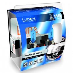 H9 LUNEX PLATINUM WHITE 4000K (Pair)