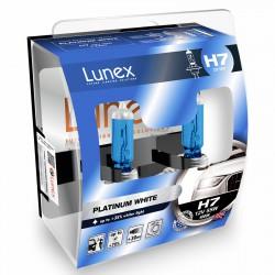 H7 LUNEX PLATINUM WHITE 4000K (Pair)