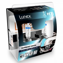 H7 LUNEX SUPREME VISION 3700K (Pair)
