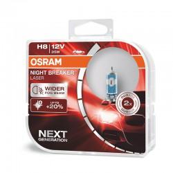 H8 OSRAM NIGHT BREAKER LASER NEXT GENERATION (Pair)