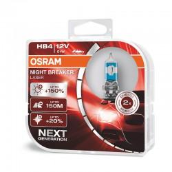 HB4 OSRAM NIGHT BREAKER LASER NEXT GENERATION (Pair)
