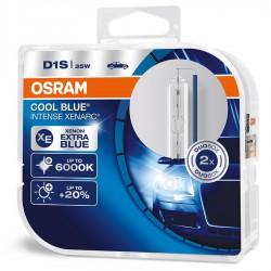 D1S OSRAM COOL BLUE 6000K (Pair)