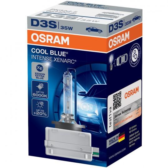 D3S OSRAM COOL BLUE 6000K