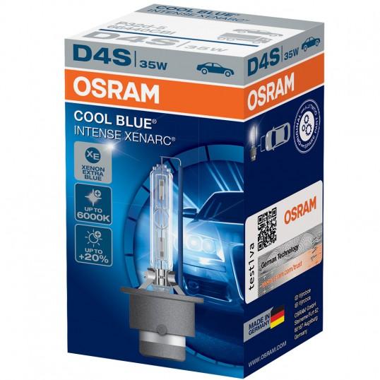D4S OSRAM COOL BLUE 6000K