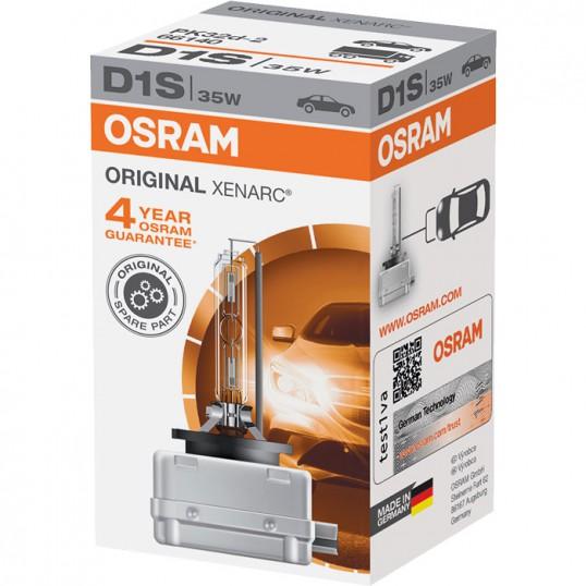 D1S OSRAM XENARC ORIGINAL 4300K