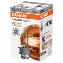 D2S OSRAM XENARC ORIGINAL 4500K