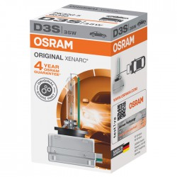 D3S OSRAM XENARC ORIGINAL 4500K