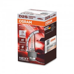 D2S OSRAM NIGHT BREAKER LASER NEXT GENERATION