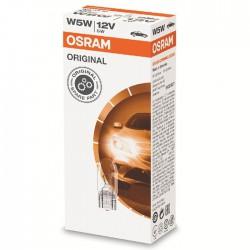 W5W OSRAM ORIGINAL